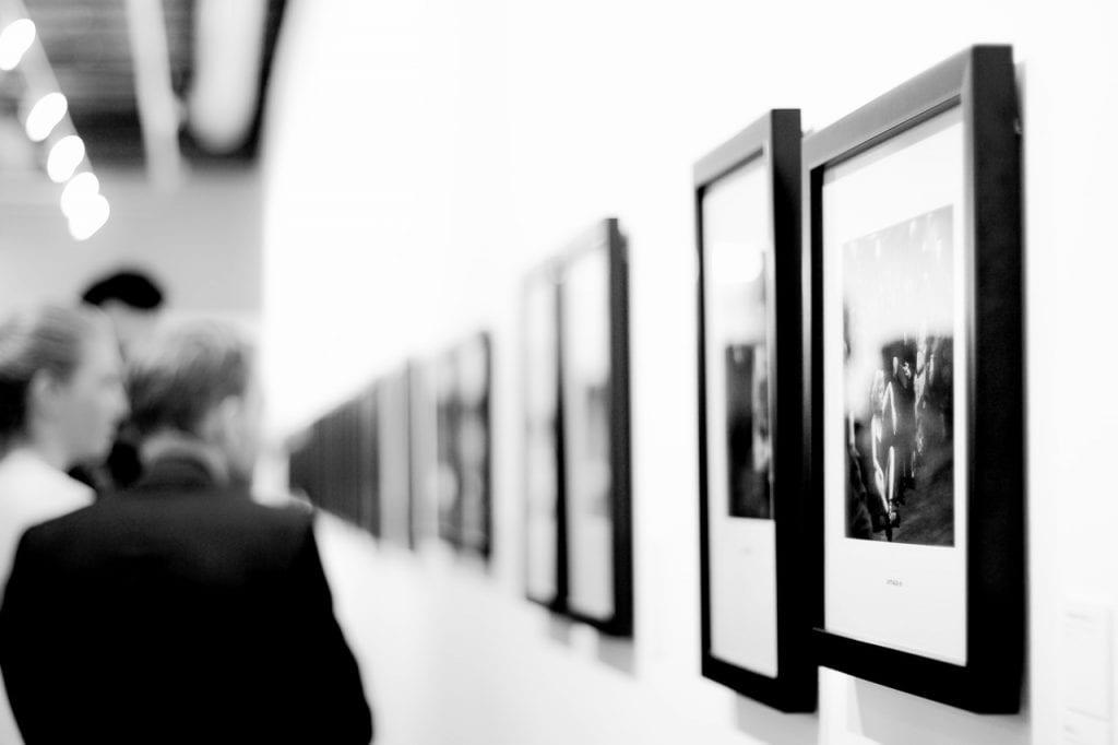 fundraising idea: art auction